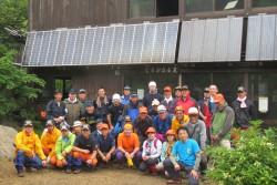 安達太良マウンテンガイドネットワークは安達太良山域の山岳遭難救助を担っています。