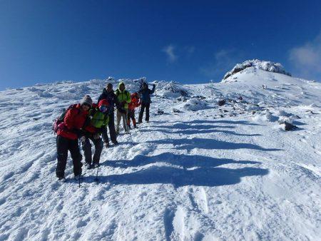 2019年 冬の安達太良山ツアー募集開始です!!