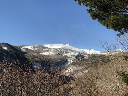 12月中旬の安達太良山積雪情報です⛰