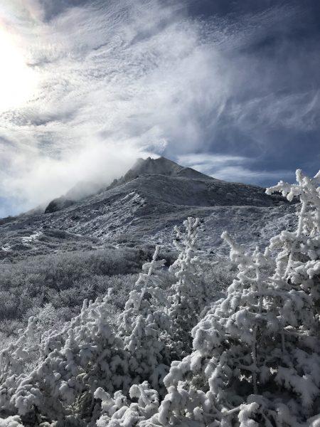 冬の山に行きたいけど、どこに行こう?やっぱり安達太良山かな 笑。